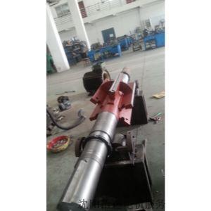 电机转子加工、更换轴、做动平衡(YK2500-2 2500KW