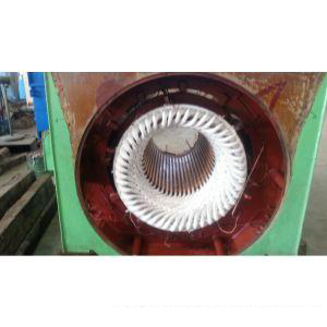 高压电机定子绕组换线-3550KW 10kV