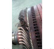 电机转子维修YRKK1000-8 3550KW