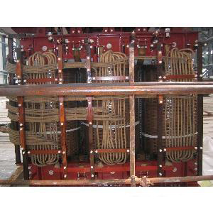 16000KVA电炉变压器(有载调压开关维修)